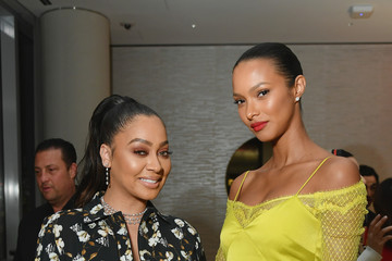 Lais Ribeiro InStyle Dinner To Celebrate The April Issue Hosted By Cover Star Ciara And Laura Brown
