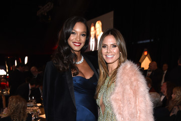 Lais Ribeiro 26th Annual Elton John AIDS Foundation Academy Awards Viewing Party sponsored by Bulgari, celebrating EJAF and the 90th Academy Awards  - Inside