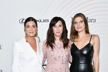 Lake Bell Women In Film 2018 Crystal + Lucy Awards Presented By Max Mara, Lancome And Lexus - Red Carpet