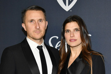 Lake Bell Scott Campbell 21st Annual Warner Bros. And InStyle Golden Globe After Party - Arrivals