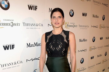 Lake Bell Eighth Annual Women In Film Pre-Oscar Cocktail Party Presented By MaxMara, BMW, Tiffany & Co., MAC Cosmetics And Perrier-Jouet - Red Carpet