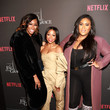 Lala Milan VIP Screening of Tyler Perry's A Fall From Grace With Bresha Webb