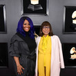 Lalah Hathaway 61st Annual Grammy Awards - Arrivals