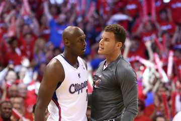 Lamar Odom Memphis Grizzlies v Los Angeles Clippers