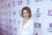 Actress Renee Olstead attends the Lambda Legal 2018 West Coast Liberty Awards at the SLS Hotel on June 7, 2018 in Beverly Hills, California.
