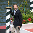 Lambert Wilson Celebrity Excelsior Arrivals During The 77th Venice Film Festival - Day 5