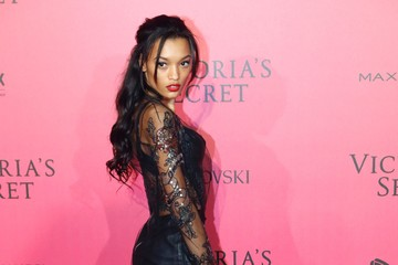 Lameka Fox 2016 Victoria's Secret Fashion Show in Paris - Show