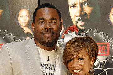 "Lamman Rucker The Atlanta Premiere of ""N-Secure"" - Arrivals and Q&A"
