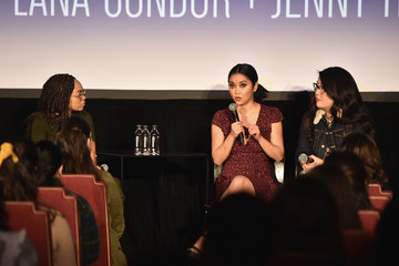 Lana Condor Vulture Festival Presented By AT&T - DAY 1