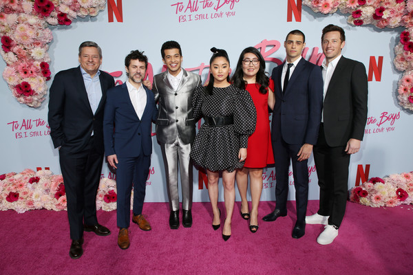 """Premiere Of Netflix's """"To All The Boys: P.S. I Still Love You"""" - Red Carpet"""