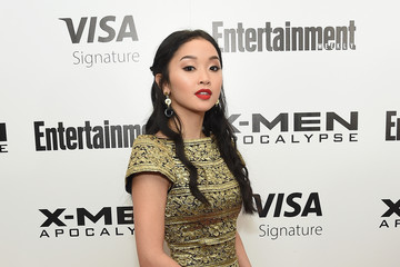 Lana Condor 'X-Men Apocalypse' New York Screening