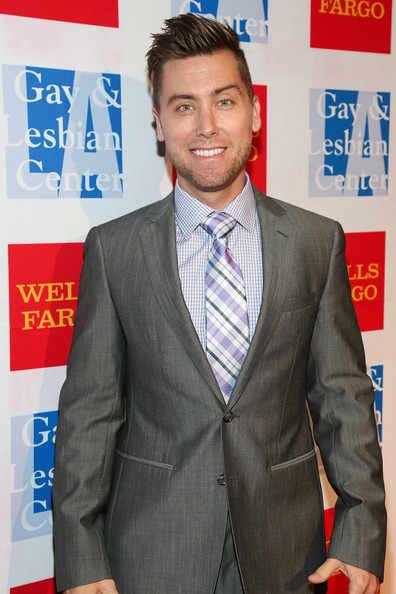 Lance Bass Blasts FDA Law Banning Gay Men from Donating