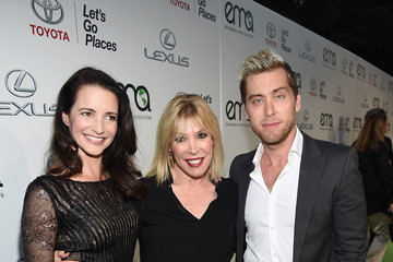 Lance Bass 24th Annual Environmental Media Awards Presented By Toyota And Lexus - Red Carpet