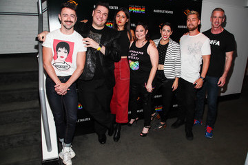Lance Bass Audible Celebrates The Audible Original, 'The Path To Pride' At The Minetta Lane Theatre