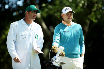 Lance Bennett The Masters - Round Two