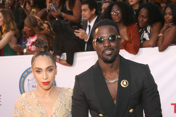 Lance Gross 49th NAACP Image Awards - Red Carpet
