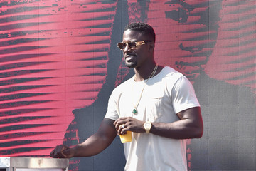 Lance Gross 2017 BET Experience - Pool Groove Sponsored by McDonald's - Day 1