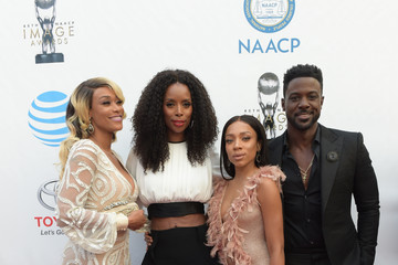 Lance Gross 48th NAACP Image Awards -  Red Carpet