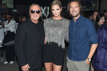 Lance Le Pere Michael Kors and Google Celebrate the New MICHAEL KORS ACCESS Smartwatches