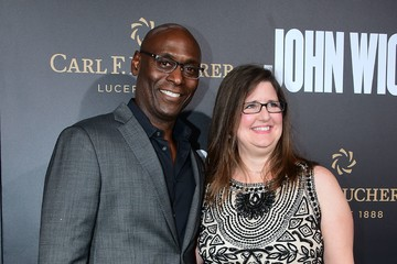 Lance Reddick Premiere Of Summit Entertainment's 'John Wick: Chapter Two' - Arrivals