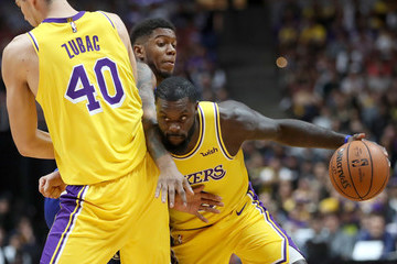 Lance Stephenson Los Angeles Clippers vs. Los Angeles Lakers