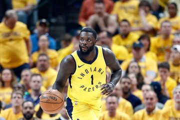 Lance Stephenson Cleveland Cavaliers Vs. Indiana Pacers - Game Six