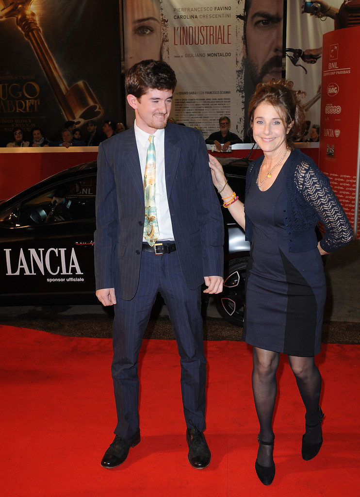 Debra Winger and Noah Hutton Photos Photos - Zimbio
