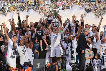 Landon Donovan 2014 MLS Cup - New England Revolution v Los Angeles Galaxy