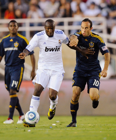 Biography of Landon Donovan Landon Donovan Lassana