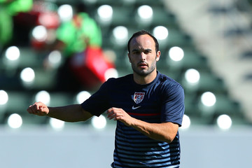 Landon Donovan South Korea v United States