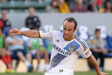 Landon Donovan Philadelphia Union v Los Angeles Galaxy