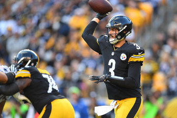 Landry Jones New England Patriots v Pittsburgh Steelers