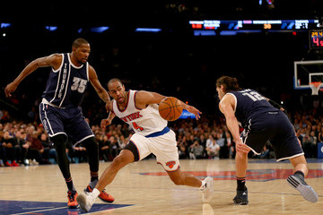 Langston Galloway Oklahoma City Thunder v New York Knicks