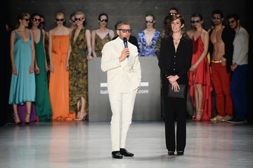 Lapo Elkann Best Of MBFWI Presented By American Express Fall/Winter 2014