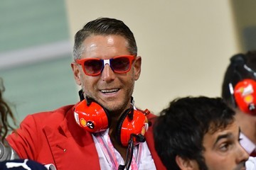Lapo Elkann F1 Grand Prix of Abu Dhabi