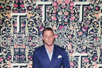 Lapo Elkann T Celebrates Culture Issue and Milan Design Week