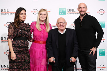Lara Alameddine Please Stand By Photocall At Casa Alice - 12th Rome Film Fest