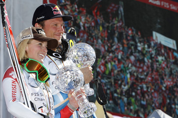 Lara Gut Audi FIS World Cup: Men's Super G