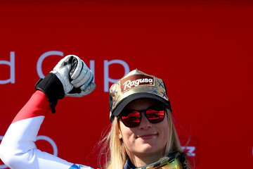 Lara Gut Audi FIS Alpine Ski World Cup - Men's and Women's Super G