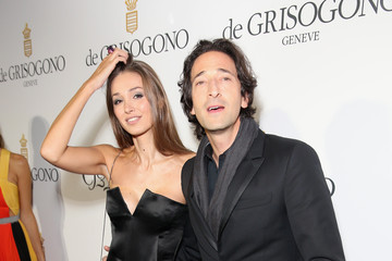 Lara Leito De Grisogono Divine in Cannes Dinner Party