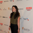 Lara Pulver BAFTA Los Angeles Awards Season Tea - Arrivals