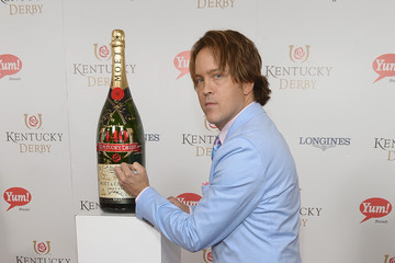 Larry Birkhead Moet & Chandon Toasts The 140th Kentucky Derby