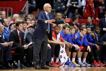 Larry Brown SMU v Cincinnati