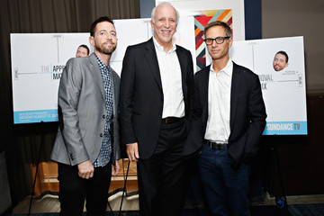Larry Burstein Adam Moss 'The Approval Matrix' Premieres in NYC