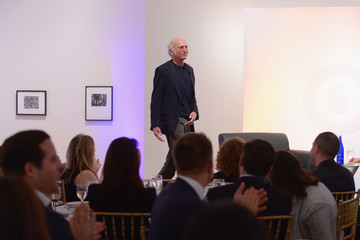 Larry David AWXII - VIP Closing Dinner