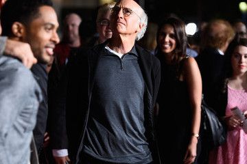 "Larry David Premiere Of Universal Pictures And Red Granite Pictures' ""Dumb And Dumber To"" - Arrivals"