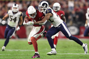 Larry Fitzgerald Los Angeles Rams v Arizona Cardinals
