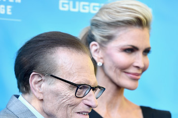 Larry King Celebrities at a Special Event for UN Secretary-General Ban Ki-moon - Red Carpet