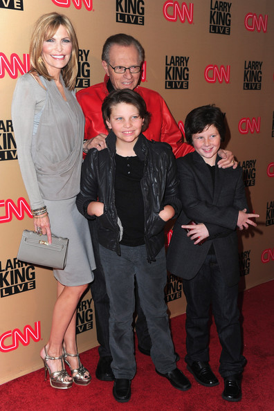"Larry King's Final CNN ""Larry King Live"" Broadcast Party - Arrivals"