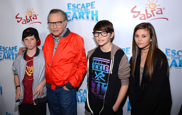 "Premiere Of The Weinstein Company's ""Escape From Planet Earth"" - Red Carpet"